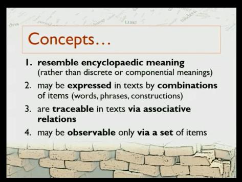 Concepts Slide